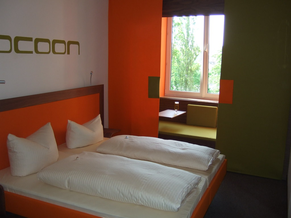 cocoon hotel munich james cridland flickr. Black Bedroom Furniture Sets. Home Design Ideas