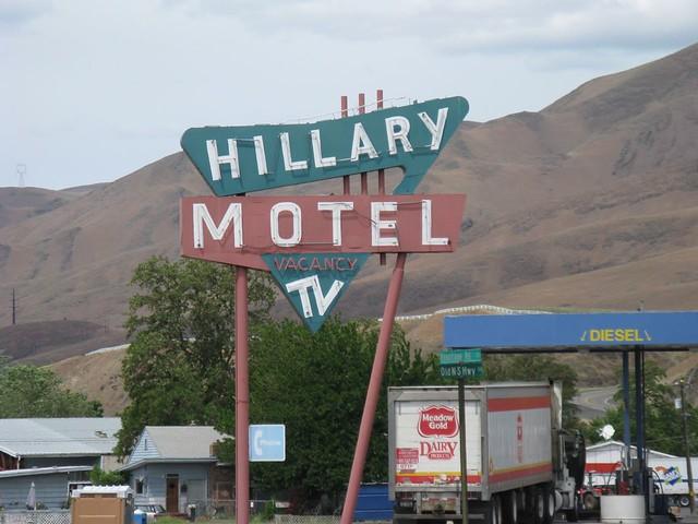 Motel  Lewiston Idaho