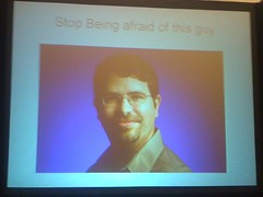Matt Cutts at SMX | by rustybrick