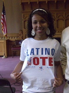 New Campaign Lures Latinos to Polls | by WNPR - Connecticut Public Radio