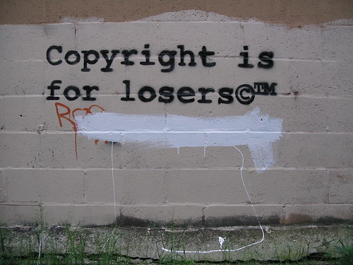 Copyright is for Losers | by 917press