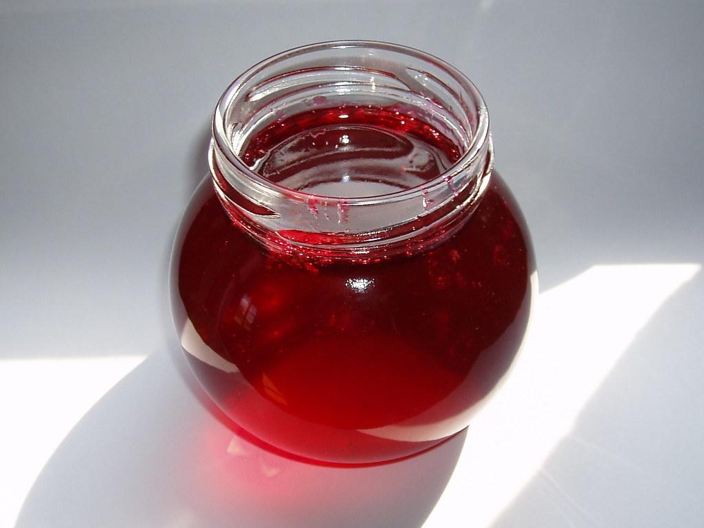 Красная смородина варенье и желе