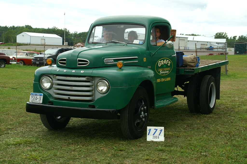 08 03 08 1949 Ford F 5 Pickup Jim Duell Flickr