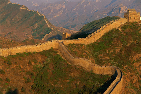 Great Wall Of China, Image source:https://www.flickr.com/photos/29509223@N04/2758638709/