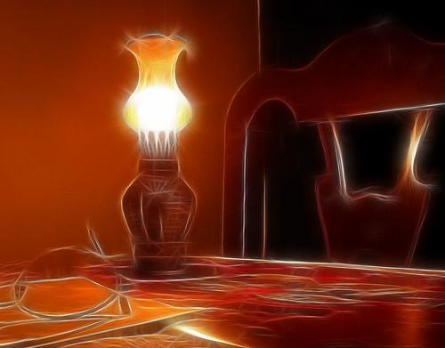 Manten tu lampara encendida keep your lamp lit - Lamparas de sal para que sirven ...