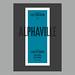 Giclee Print_Alphaville