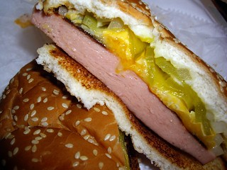 Fried Bologna Sandwich | by swampkitty