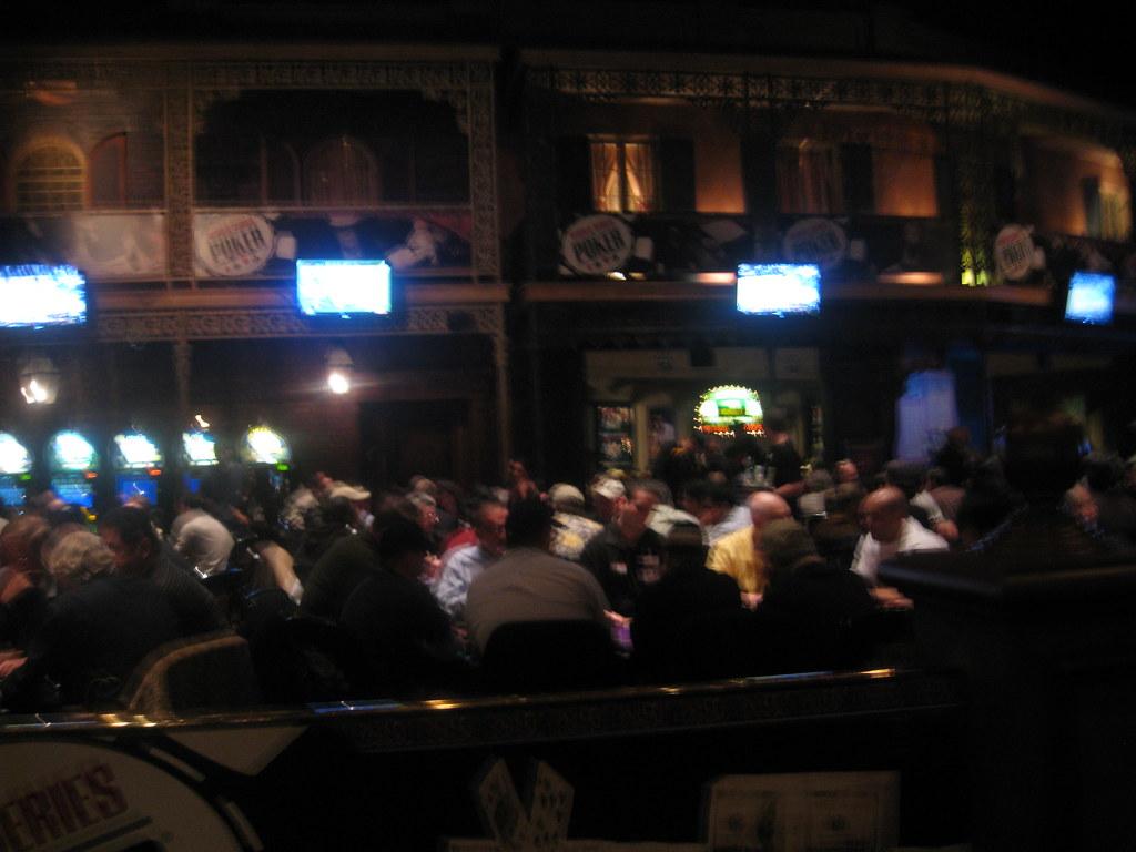 Harrah S Poker Room