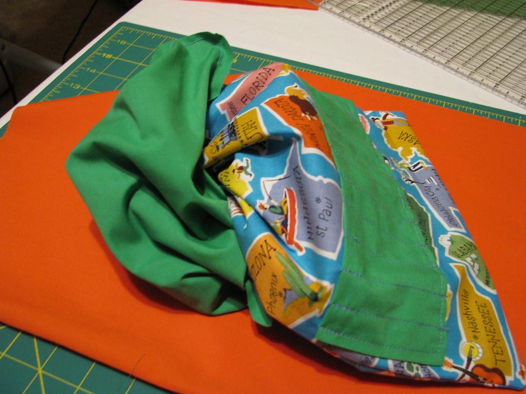 Coloring Book And Crayon Bag Pattern : Coloring book and crayon tote bag tutorial