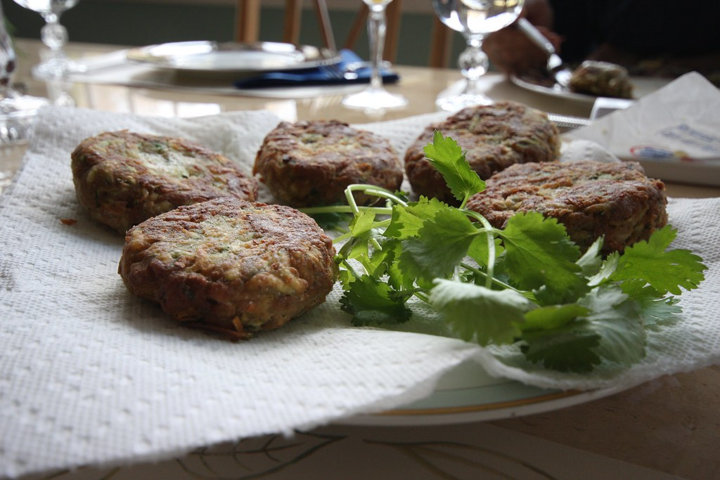 Crab Cakes Made With Canned Crab Meat