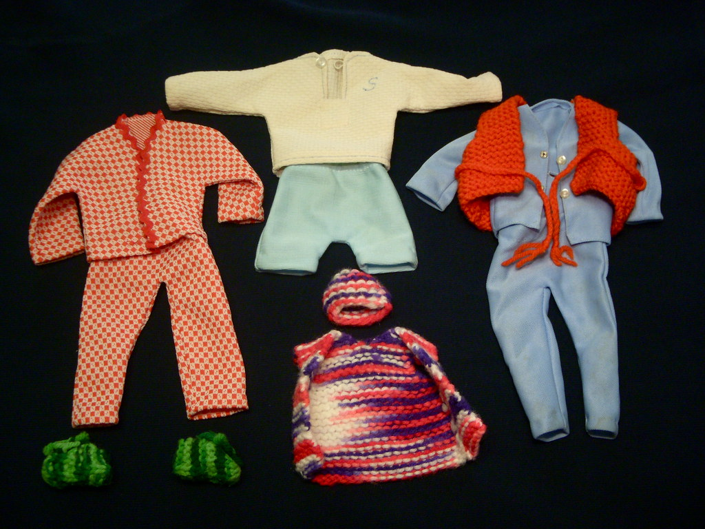 1975 custom six million dollar man clothing at age four