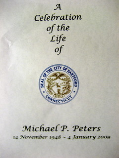 Funeral for Mayor Mike, Hartford, CT | by WNPR - Connecticut Public Radio