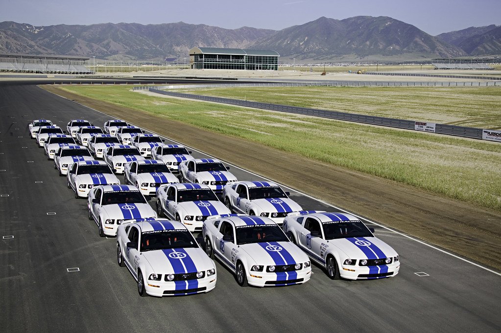 Ford racing school for Ford motor company news