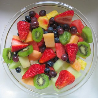 Fruit salad | by lisaclarke