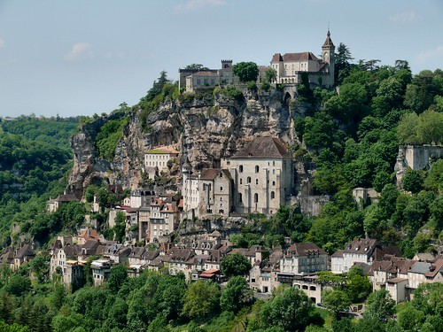 Rocamadour village | by dynamosquito