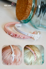 Unoa Hairbands | by Lola · Atelier Momoni +