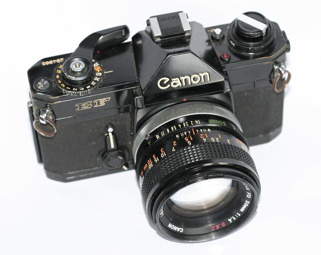Canon Lens Fd 50mm 1 4 Canon Ef Www Canon Com Camera