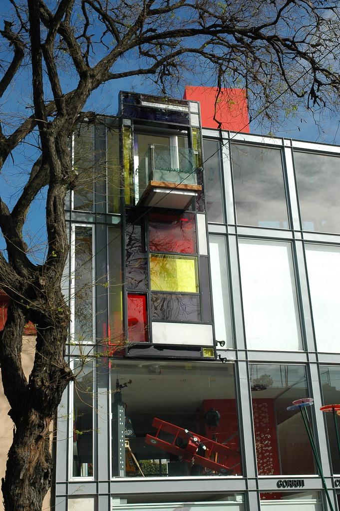 De stijl inspired architecture mark petrowsky flickr for De stijl architettura