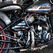 Harley-Davidson - HDr from 1 RAW file (crop)