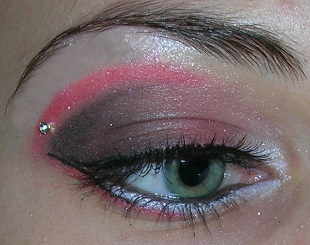Tryout For Prom Eye Makeup