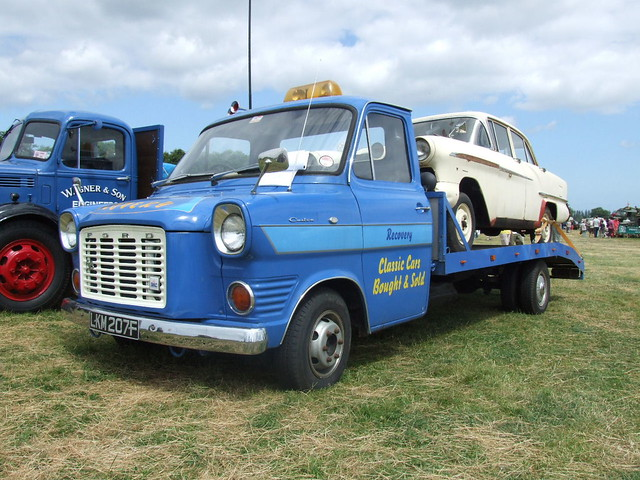 ford transit mk1 beavertail recovery vehicle preston steam flickr. Black Bedroom Furniture Sets. Home Design Ideas