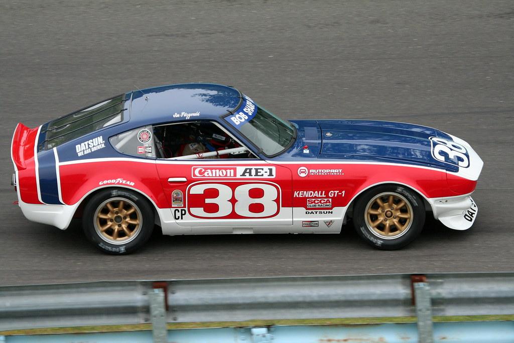 1970 Datsun 240z Allen Robbins Drives The Ex Jim