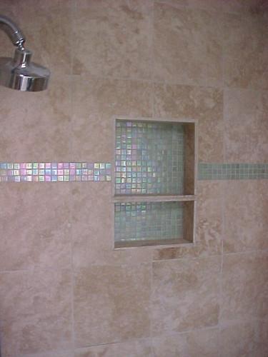 Bathroom Mosaic Shower Niche Flickr Photo Sharing
