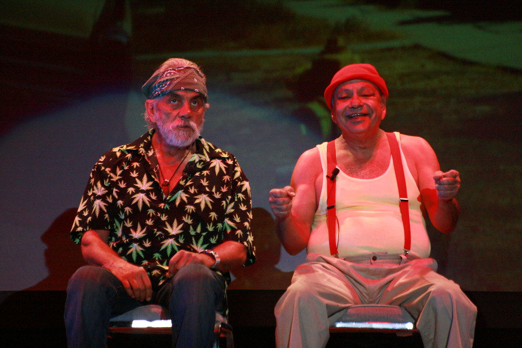 Cheech And Chong S Green Room Board