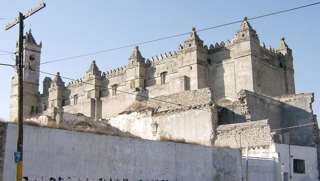 Ex convento de tepeaca