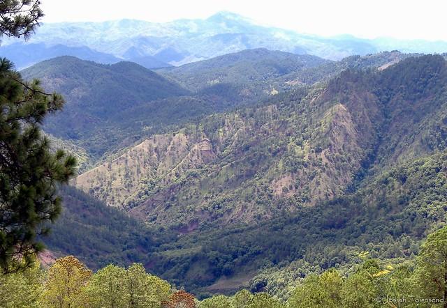 Valle De Sulaco Seen From Buffer Zone Of Pn Mta De Yoro H Joe Townsend Flickr