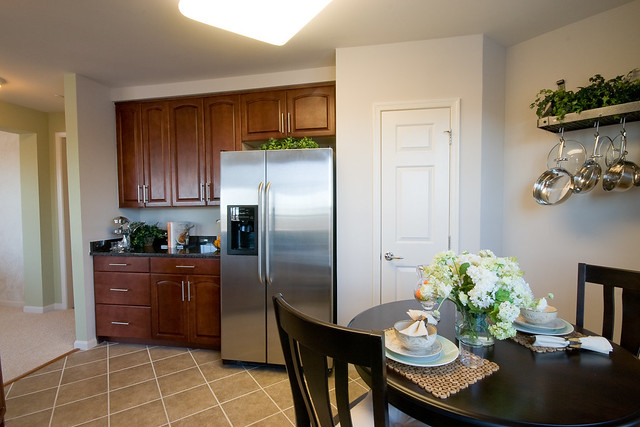 Pulte Homes Kitchen Cabinets