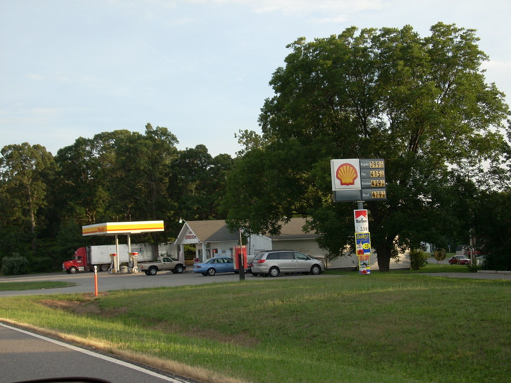 Shell a shell gas station and ander express mart convenien flickr - Grillplaat gas b ruleurs ...