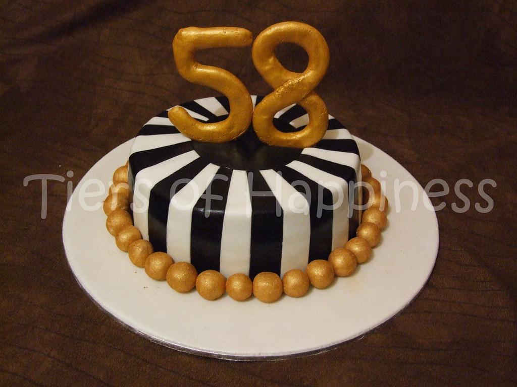 Открытка с днем рождения женщине 58 лет 11