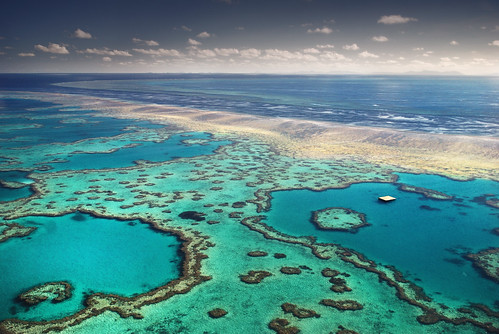 Australia - Gran Barrera de Coral = Great Barrier Reef | by oo Felix oo