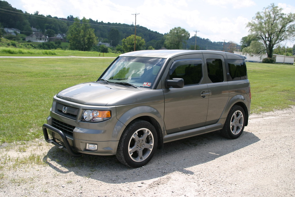 2007 honda element sc richard buckner flickr. Black Bedroom Furniture Sets. Home Design Ideas