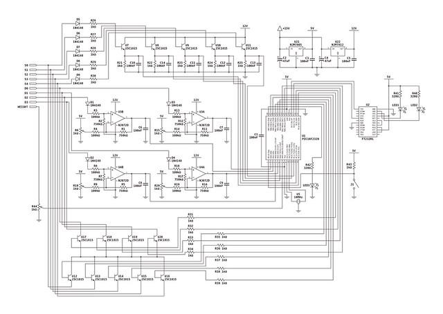 circuit diagram of m