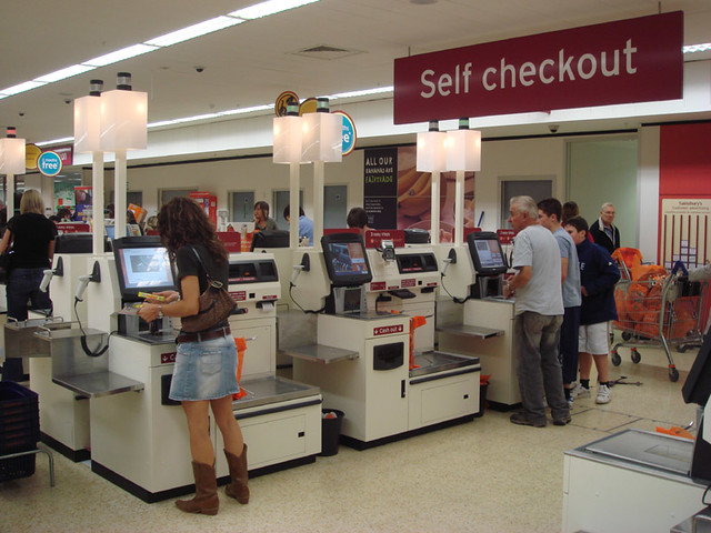 Retail Self-Checkout Terminals Market