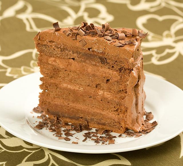 Fannie Farmer Chocolate Cake