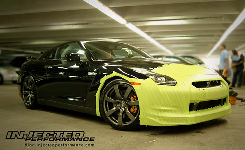 Injected Performance Nissan GTR | by injectedperformance