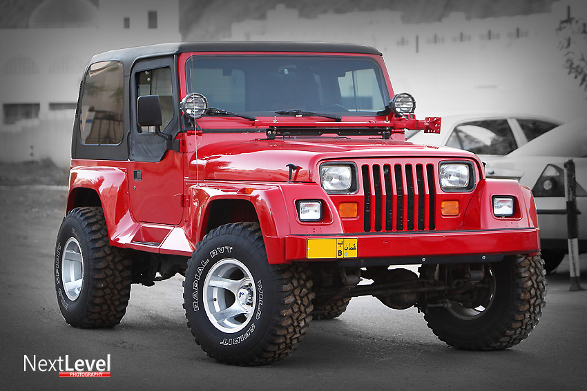 Jeep Wrangler Renegade Yj Quot From 1991 Until 1994 Jeep