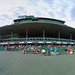 Monmouth Racetrack Panorama