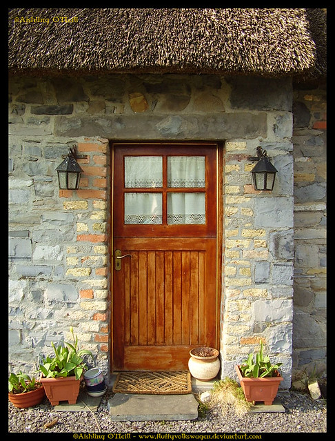 ... fluffyvolkswagen Mary Anne\u0027s Cottage Door | by fluffyvolkswagen : cottage door - pezcame.com