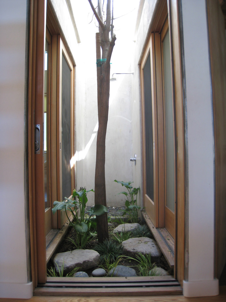 Pocket Courtyard An Internal Pocket Courtyard Acts As A