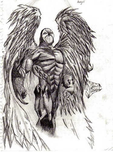 Angel Spawn | The art work in the spawn comic books have ...