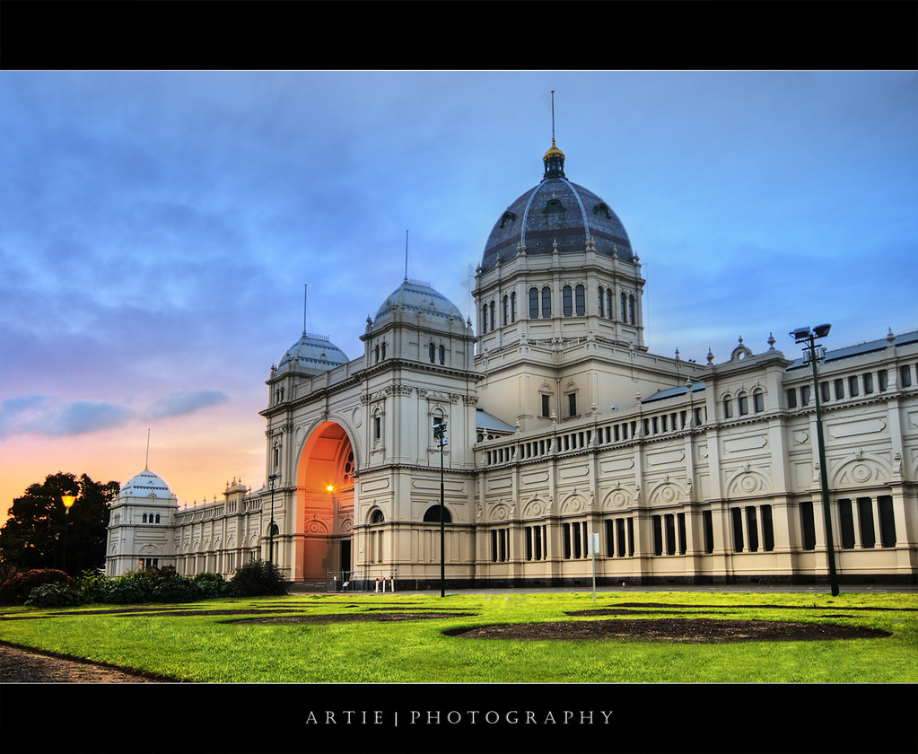 3d Exhibition Melbourne : The royal exhibition building melbourne ii hdr flickr
