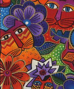 Laurel Burch Cats Joana Roja Flickr