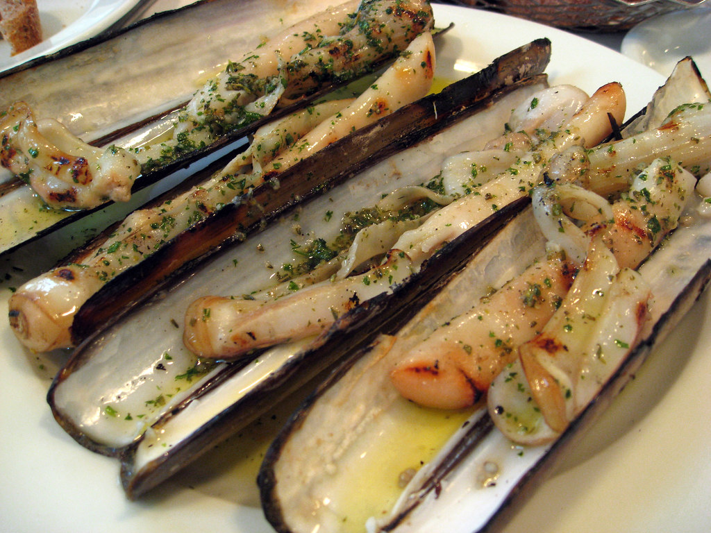 R Clams Good For U Grilled Razor Clams | ...