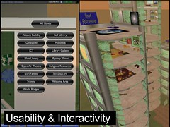 Usability and Interactivity