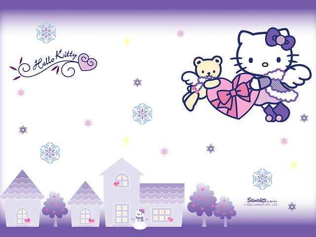 Hello Kitty Wallpaper Hello Pixel Flickr