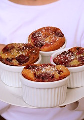 Individual Cherry Clafoutis | by Le Petrin